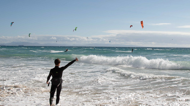 Nouvel expert local Adékua pour du coaching kitesurf à Tarifa