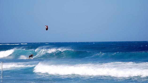 Séjour kitesurf à Fuerteventura