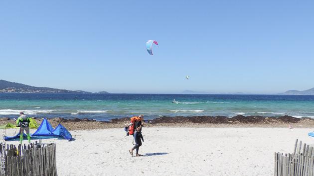 """Hyères, Canet en Roussillon et pourquoi pas le Delta de l'Ebre pour des séjours kite avec des conditions idéales avant et après l""""été"""