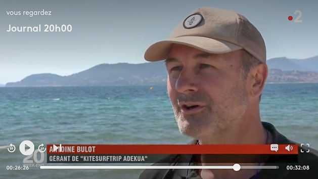 Antoine Bulot Kite France 2