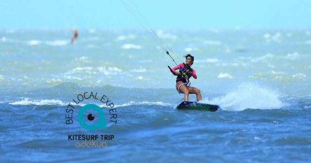 trouver le meilleur downwind kite au brésil