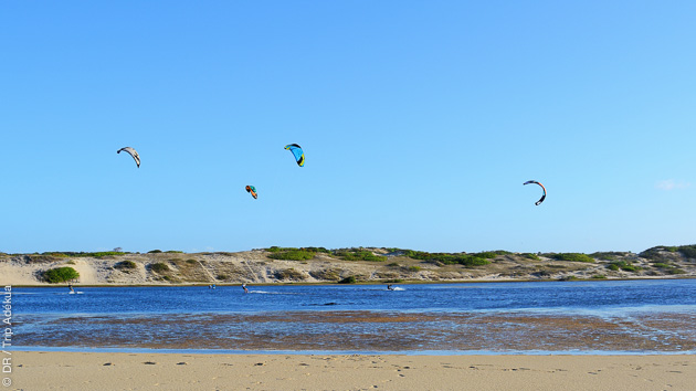 séjour kitesurf au Brésil