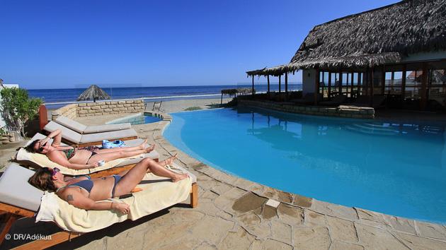conditions idéales de kite et de vacances relax au Pérou