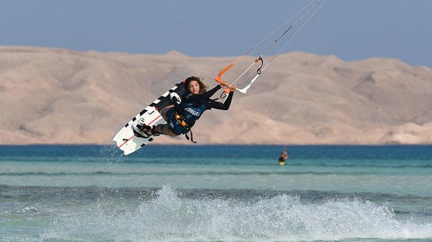 Votre croisi!re kitesurf coaching et fitness à El Gouna en Egypte