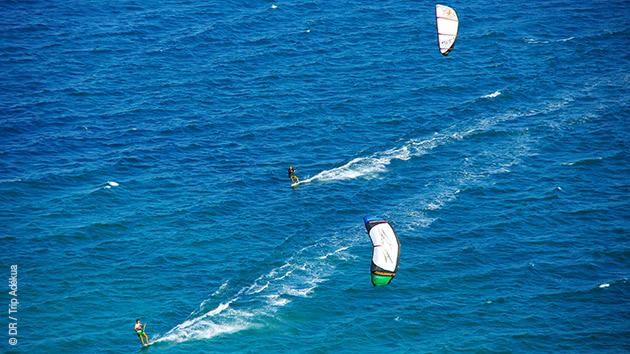 sejour de kite au costarica