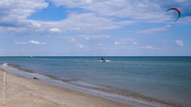 séjour kitesurf à Palavas en France