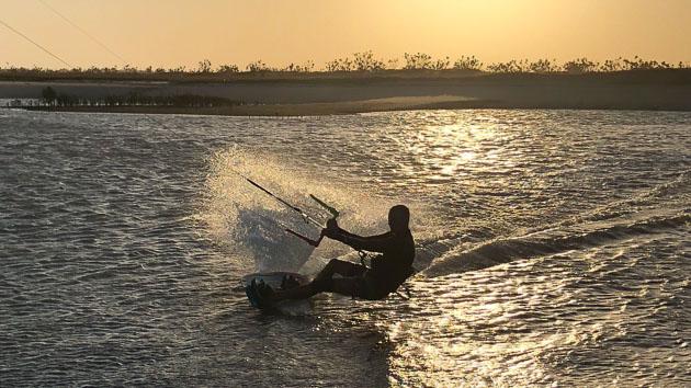 trip de kite sur-mesure au Brésil
