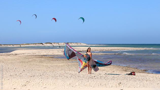 Séjour kitesurf à Dakhla au Maroc