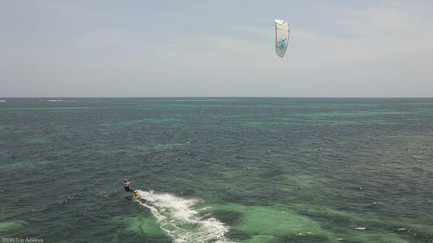 Séjour kitesurf à Watamu au Kenya