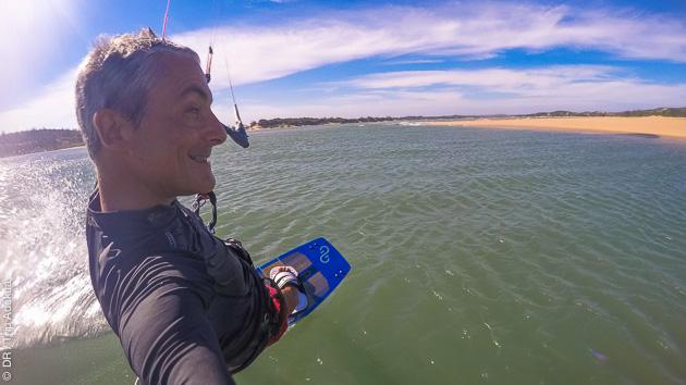vacances kite au Mozambique