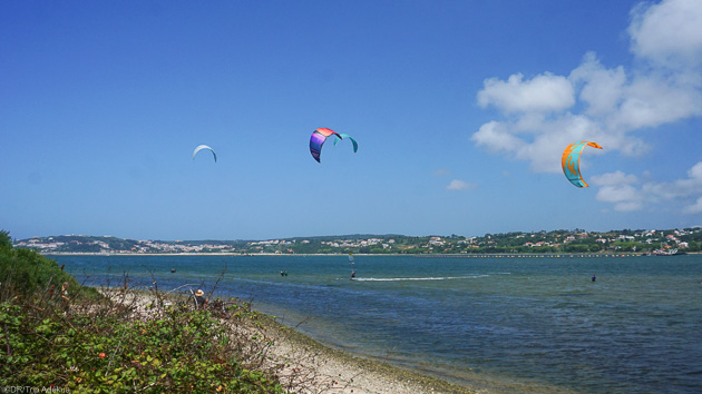 Votre séjour kitesurf au Portugal à Obidos