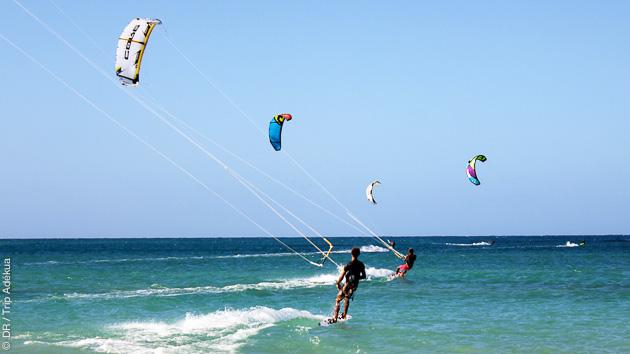 Séjour kitesurf à Las Terranas en République Dominicaine