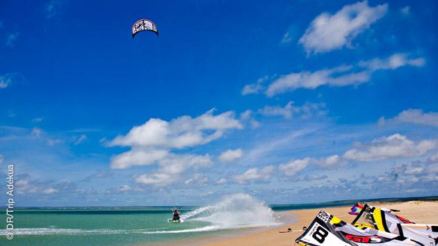 Kitetrip au Sri Lanka avec Leo et Trip Adékua