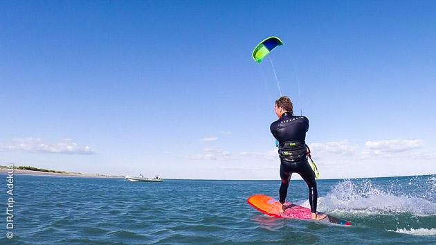 sejour kite surf à Montpellier