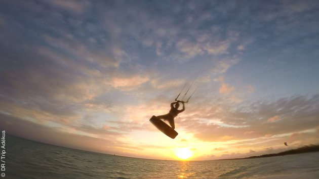 Séjour kitesurf à Cat Island aux Bahamas