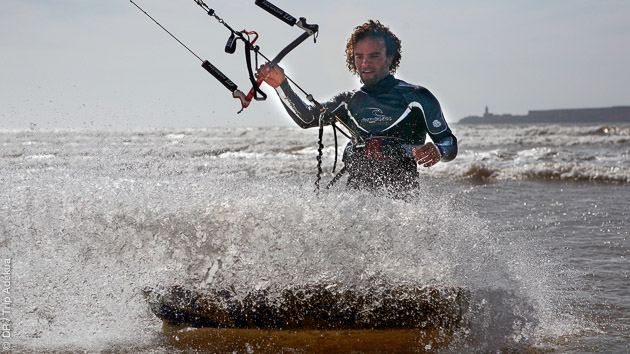 Séjours et stages kitesurf, tous niveaux à Essaouira au Maroc