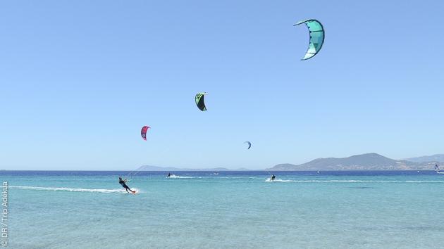 Séjour kitesurf à Hyères et sur la Presqu'île de Giens