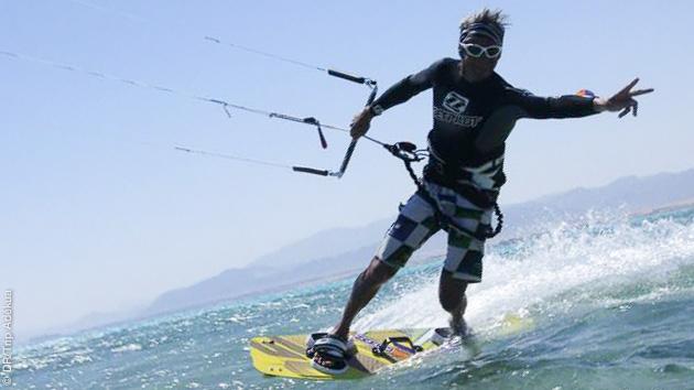 top conditions à Safaga 9 mois sur 12 pour le kitesurf