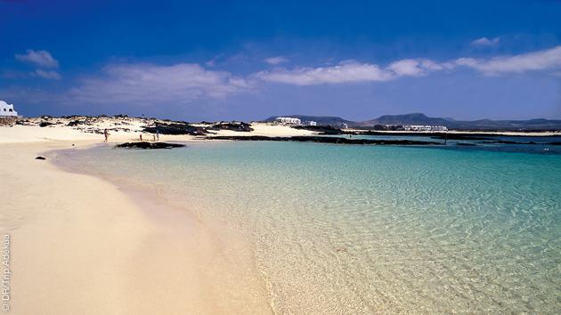 spot de rêve à Fuerteventura