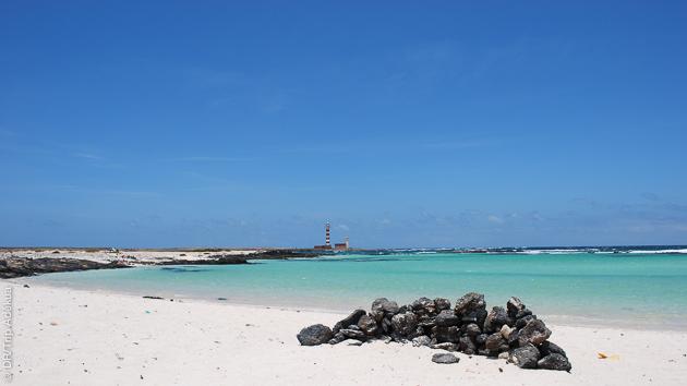 très belle plage au nord de fuerteventura