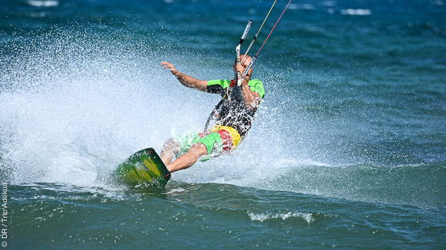 Séjour kitesurf à Evia en Grèce