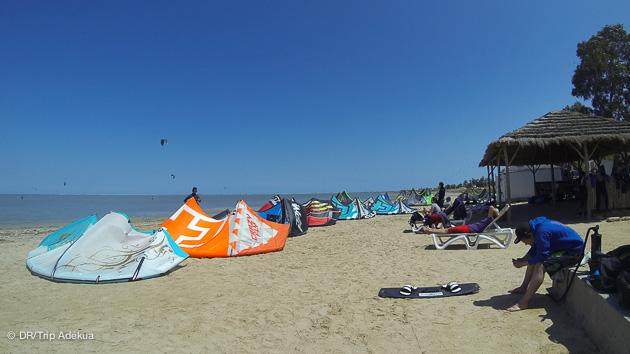 vacances et kitesurf à Djerba en Tunisie