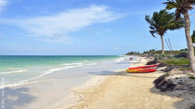 Séjour kitesurf à Cuba