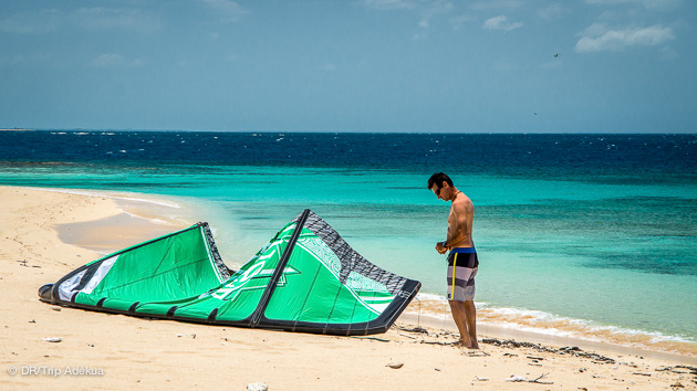 vacances kite à Cabarete