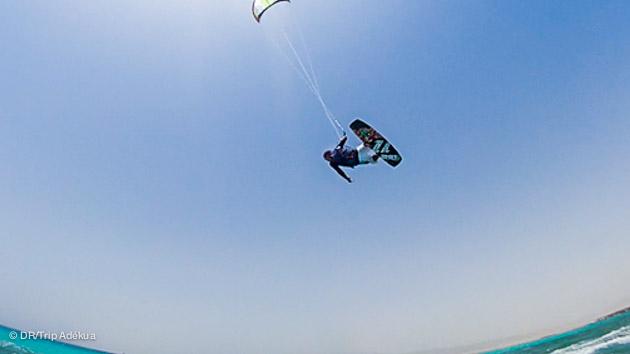 Vacances kitesurf en Egypte, à Safaga