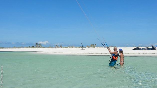 stage de kitesurf aux Philippines