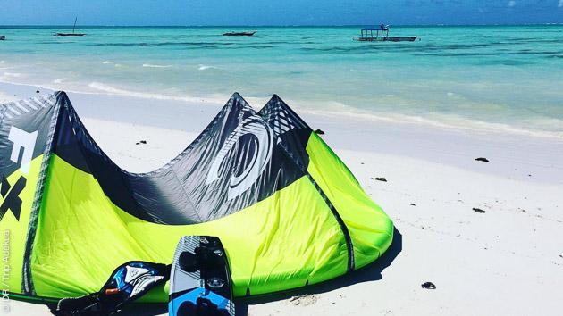 Séjour kitesurf à Zanzibar en Tanzanie