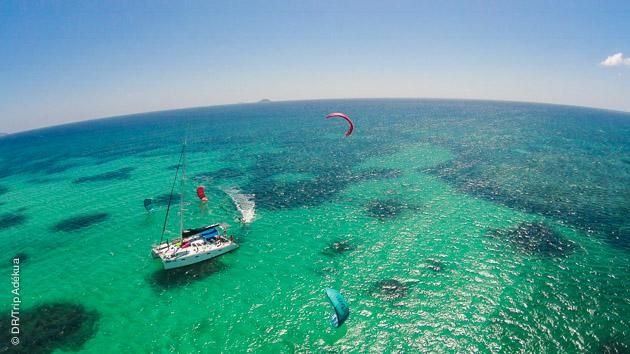Boracay et ses îles un paradis pour le kite