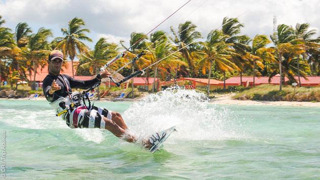 Stage d'initiation au kite pour les débutants à Cayo Coco, Cuba