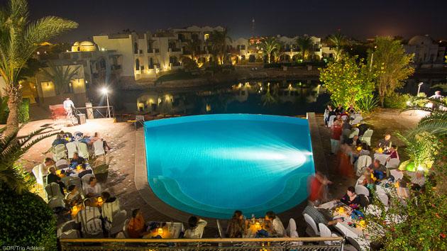 Profitez d'un hôtel tout confort pendant votre séjour kiteusrf à El Gouna