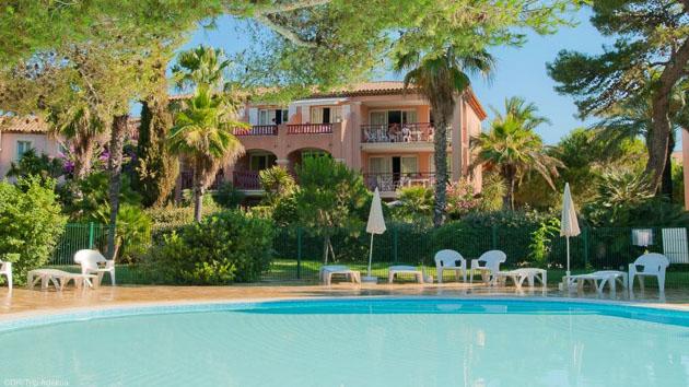 Votre résidence avec piscine et services tout confort à Hyères