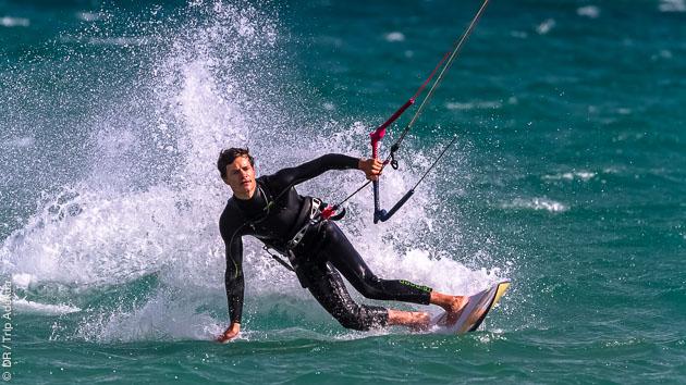 Coaching kitesurf à Tarifa pour les kiteurs autonomes