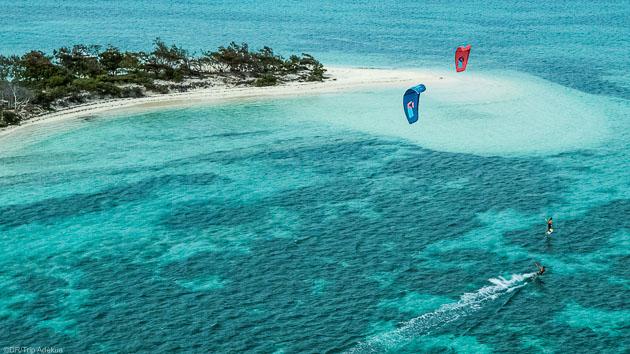 SUP, kite, snorkeling pour une croisière parfaite aux Antilles