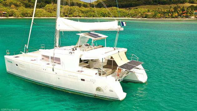 Votre bateau tout confort pour un séjour kitesurf parfait