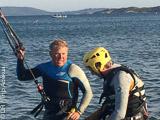 Votre stage de kite pendant votre croisière dans les îles d'Hyères - voyages adékua