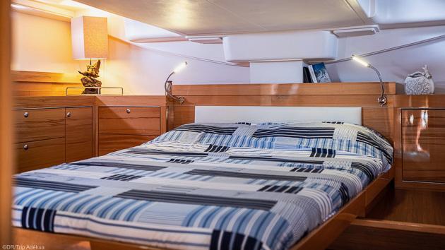 Savourez vos vacances à bord de notre voilier en Croatie