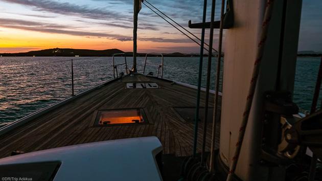 Une croisière de rêve sur un voilier en Croatie