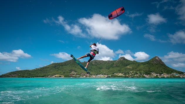Progressez en kite sur les plus beax spots des Caraïbes