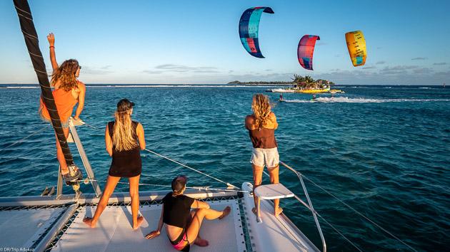 Naviguez dans des conditions de rêves aux Grenadines