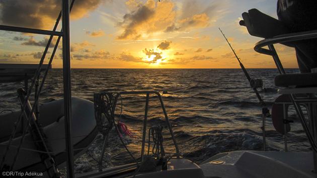 Des vacances de rêve sur un catamaran en Martinique