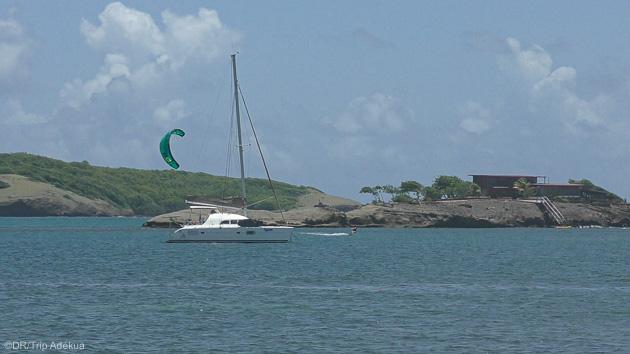 Votre voilier de croisière tout confort pour votre séjour aux Caraïbes