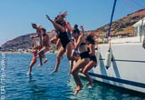 Jours 2 à 6 : kite à gogo dans les îles paradisiaques grecques - voyages adékua