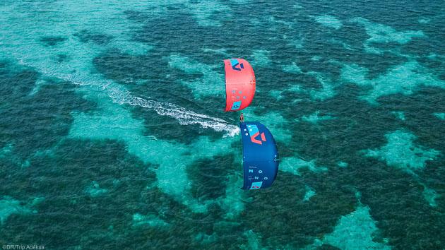 Venez naviguer sur les plus beaux spots des Antilles