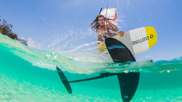 Venez découvrir les plus beaux spots de kite des Antilles