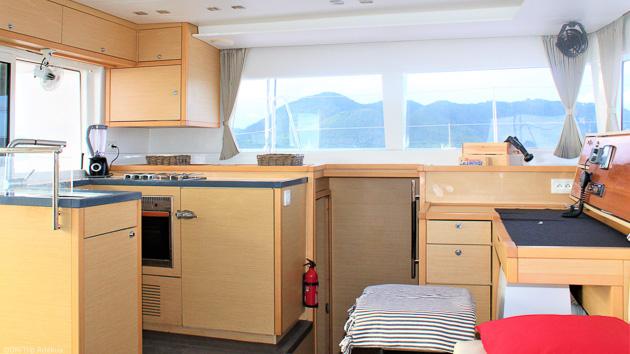 Votre catamaran tout confort pour un séjour de rêve aux Antilles