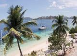 Votre catamaran grand confort sur le spot de l'île de Seco - voyages adékua